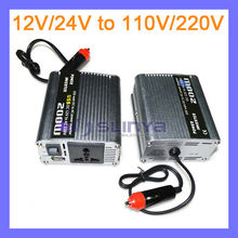 12V/24V to 220V 1000 Watt 1200 Watt Over High Voltage Protection Car Power Inverter