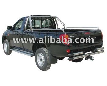 MITSUBISHI L200 TRITON STAINLESS STEEL ROLL BAR
