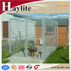 Galvanized heavy duty metal dog crate wholesale