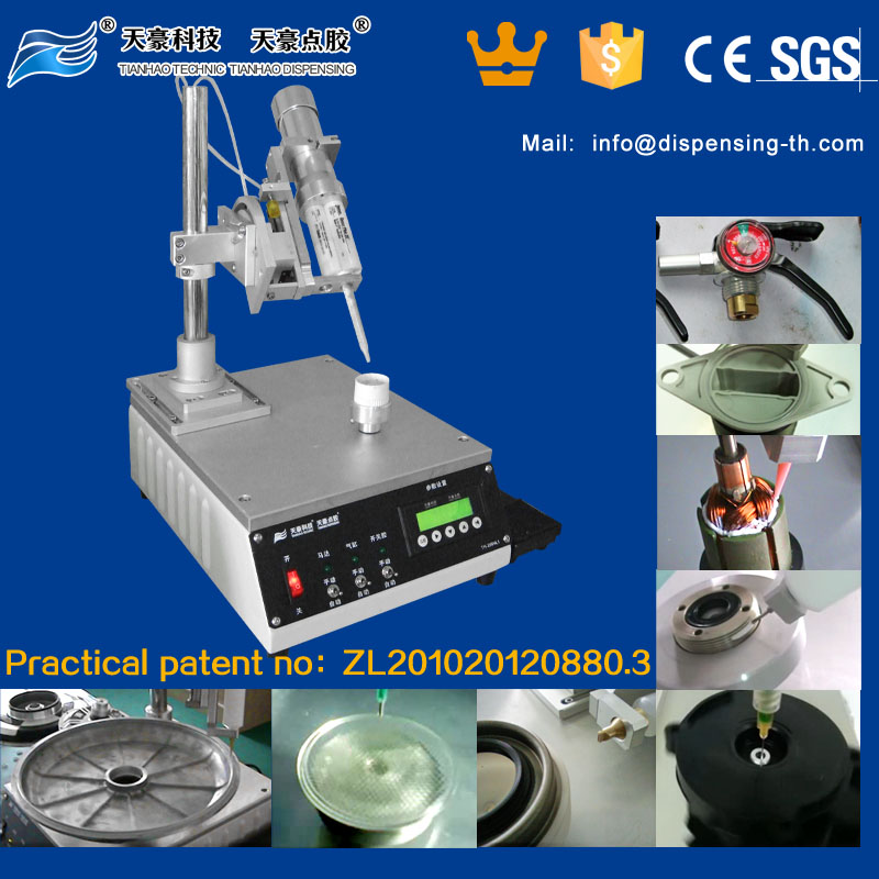 TianHao Gluing Machine for Epoxy Resin,Ab Glue,Epoxy Resin Hardener