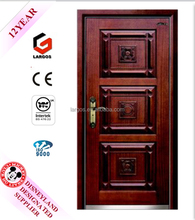 New Hot Fashion latest mobile home security doors steel door