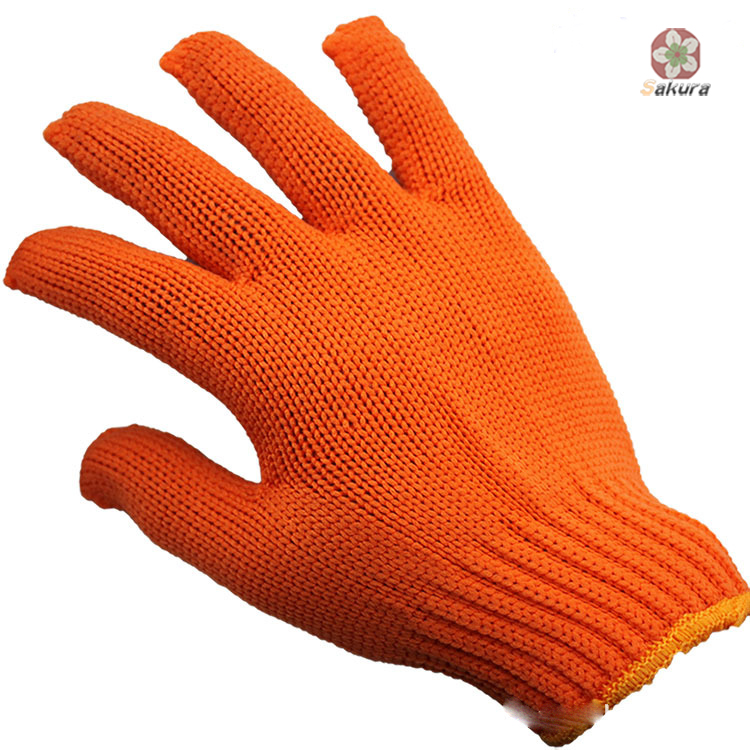 Seven-needle nylon work gloves, the lowest price on the whole network <strong>manufacture</strong> wholesale