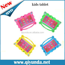 First Cartoon 7 inch SpongeBob Design 1024*600 4GB Android 4.4 os Children Tablet Kids Tablet PC