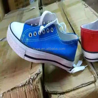 2016 men denim classic casual canvas shoe supplier best Price