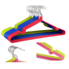 Children high quality use mini trouser wire hanger for baby