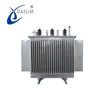 High Quality 11kV/0.4kV 630kVA Fulled-sealed Spiral Core Transformer