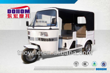 Dohom 150cc Bajaj three wheel passenger tricycle