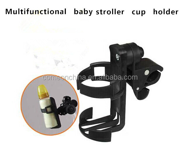 universal stroller baby stroller cup holder 360 rotate