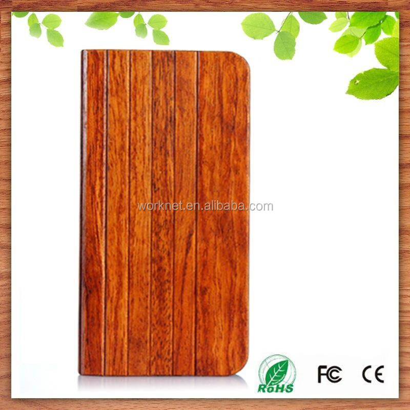 taobao hot selling dark wood phone case for samsung galaxy note 3 flip cover with stand