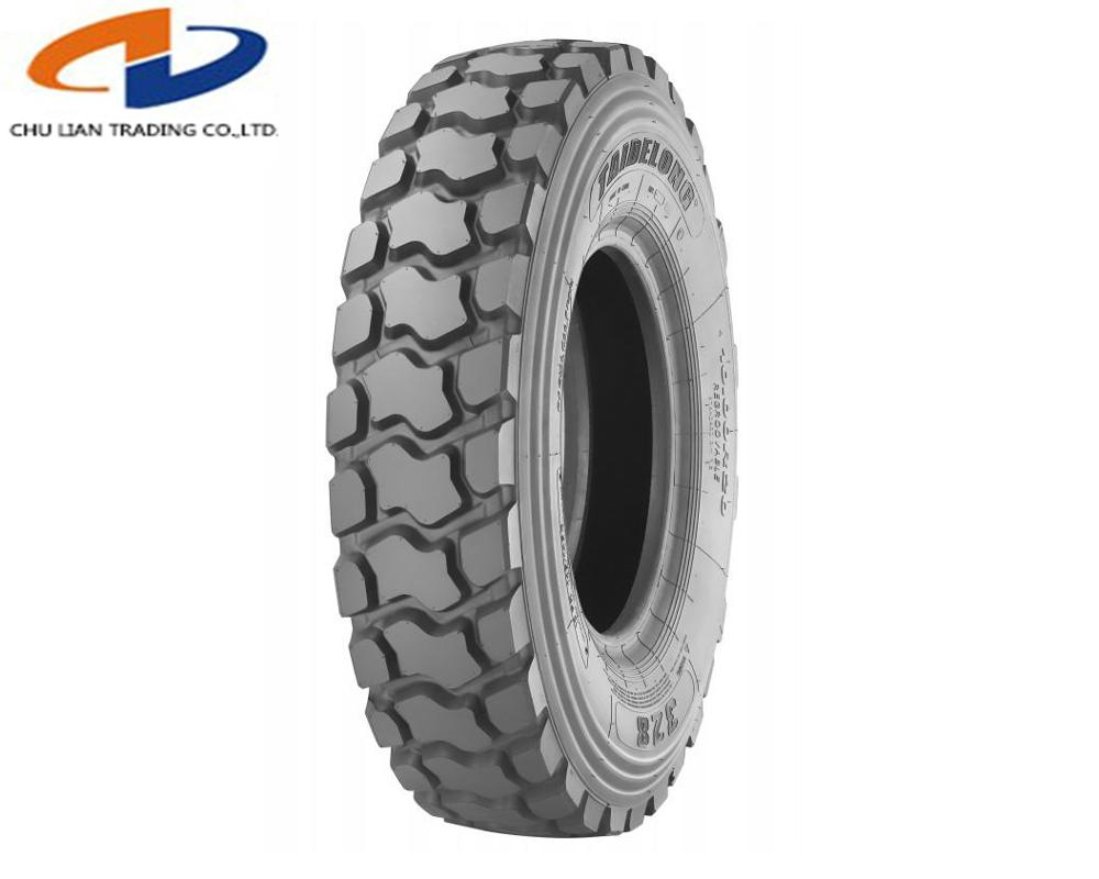 China Suppplier 13R22.5 Off Road Wear Resistance Truck Tires