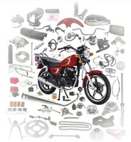 Hot sale factory wholesale Made in China high quality motorcycle parts