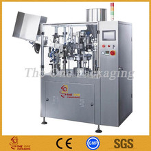 2015 hot sale automatic plastic tube filling and sealing machine 10% 15% discount for cosmetics paste, toothpaste, food