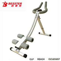 BEST JS-003 ab coaster AB Trainer Slide Body gym equipment as seen on tv home gym fitness exercise equipment ab glider machine