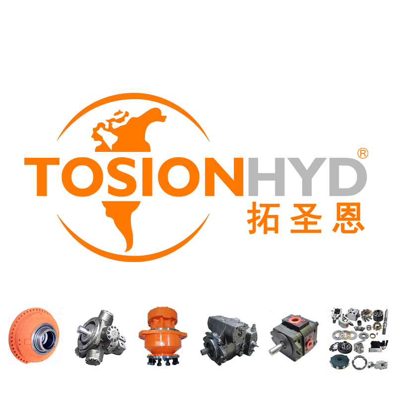 TOSION GLOBAL HYDRAULIC PUMP MOTOR WITH HYDRAULIC PARTS