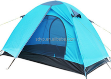 Yunpeng three person double-door double-layer outdoor camping tent