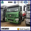 china semi trailer tractor head 6x4 truck
