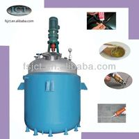 duct sealant reactor machine