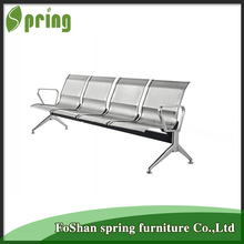 New design stainless steel waiting chairs waiting room chairs used JC-01