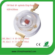 1-3W High Power LED Chip 1110-1120nm IR Widely Used For Communication