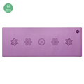 New trending good gripy folding polyurethane yoga mat