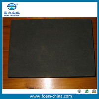 2015 Manufacture factory sell high quality epdm foam rubber sheets open cell epdm rubber strap mats