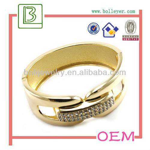 Charming Gold Plated Bracelet 2015