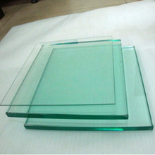 Customized size tempered glass roofing panels