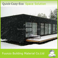 Stable Self-established Panelized Sustainable Timber Frame Villa