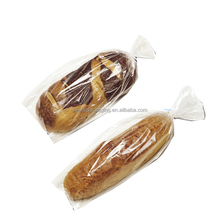 BOPP printed bakery packaging bread plastic bags with logo