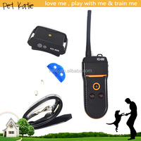Newest 800 Meters LED Remote Shock Electric Collar for Dogs Waterproof