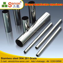 hs code for 304 314 316 stainless steel pipe and fittings