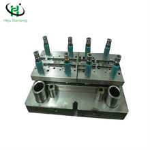 Custom progressive stamping mould of car body