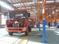 Heavy Truck assembly line