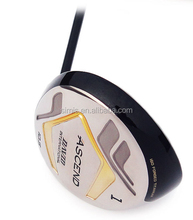 Customized titanium golf driver head