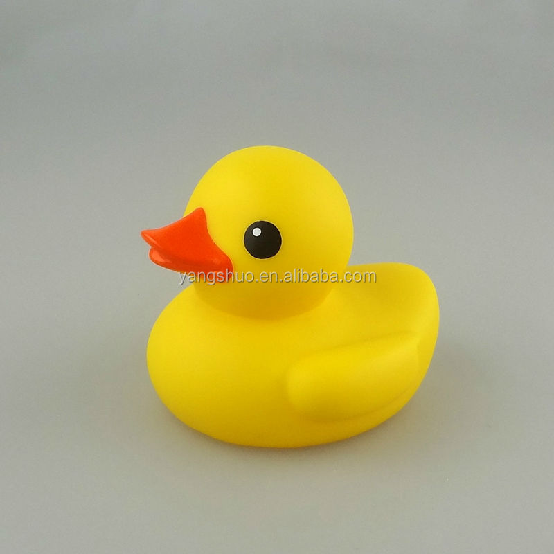 AEY1003 Cute baby bulk yellow rubber duck cheap