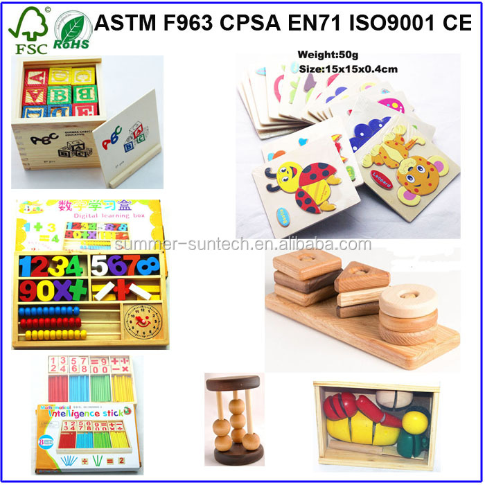 2015 toys for kids wooden ,ECO wooden toys,kids toys wooden