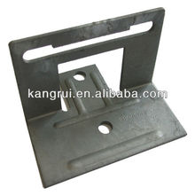 Construction Hardware Hot Galvanized Steel Veneer Anchor Plates for Masonry