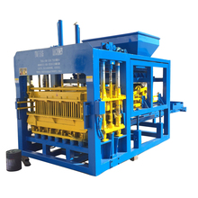 Automatic cement hollow brick machines price list