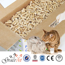 [Grace Pet] Biodegradable pine sawdust wood cat litter