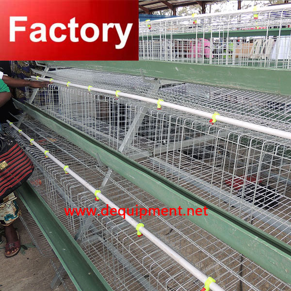 Factory price laying hen equipment large animal cage for sale for bangladesh