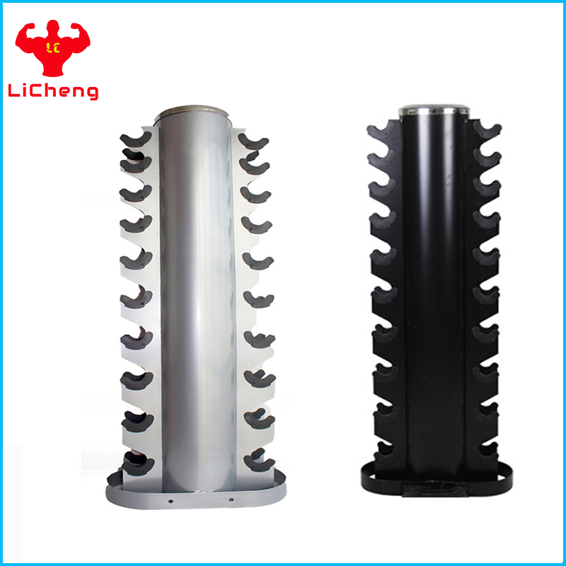 Vertical Hex Dumbbell Stand Dumbbell Rack