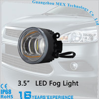 Multifunctional amber blue yellow led fog light for toyota vios