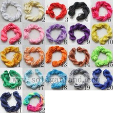 1MM/1.5MM Jade Line Jade Knot Wire Jewelry DIY Braided Cord Mix Color