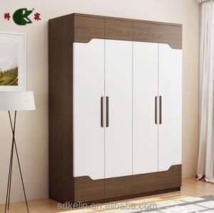 Pvc Melamine Modern Bedroom Wardrobes, Pvc Melamine Modern Bedroom ...