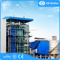 coal fired boiler 2-280t circulating fluidized bed power plant 10 ton coal fired steam boiler