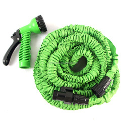 Buy direct from china factory 3 latex layers magic hose/expandable garden hose reel