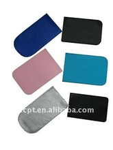 Slim Compact PVC Leather Deluxe Leather Tool Case