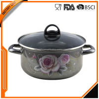 Hot sale products in alibaba China supplier new design enamel cookware