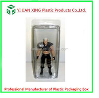 Clear Transparent Small Plastic PVC Blister Box For Toy Pack