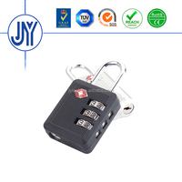 Advanced automatic production cheap 3 digit tsa padlock